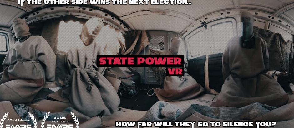 STATE POWER Wins FIVARS Impact Award