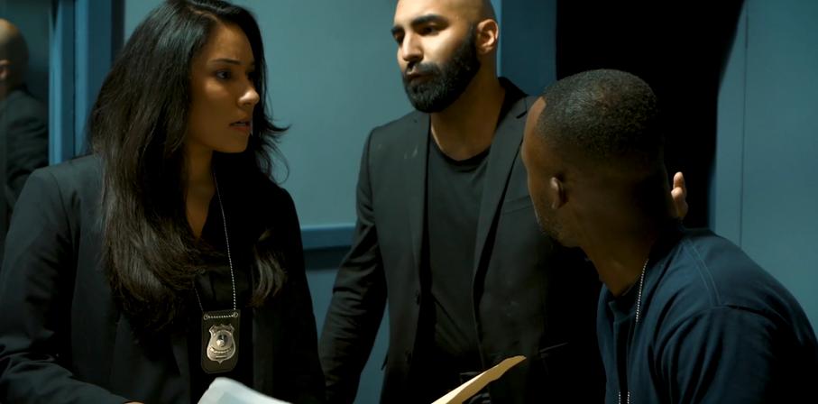 Interrogation Scene from Street Dreams L