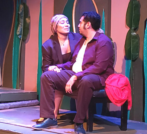 Lys Perez- Let it Go Esa, Casa 0101 Theater