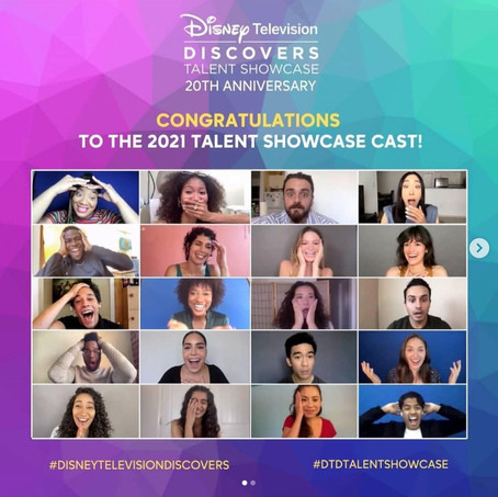 Disney Television Discovers Showcase Booking