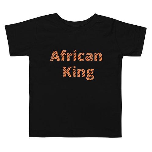 African King Short Sleeve Tee