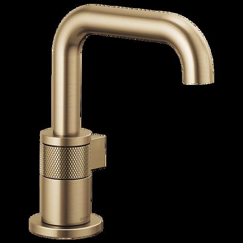 Modern Single-Handle Brass Lavatory