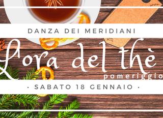 L'ora del thè - pomeriggio olistico | Danza dei Meridiani