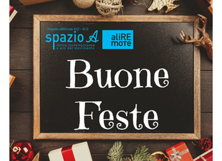 Buone Feste da Spazio A!