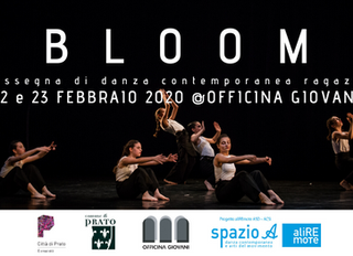 BLOOM // rassegna di danza contemporanea ragazzi // vol. II