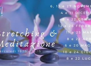 Stretching & Meditazione | Calendario 2019/20