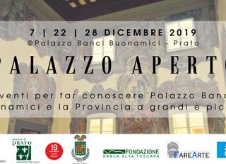 Palazzo Aperto | una rassegna di eventi a Palazzo Banci Buonamici