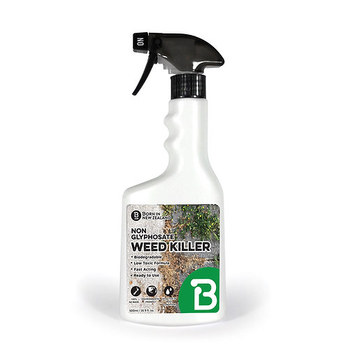 500ml - Low Toxic Non-Glyphosate Weed Killer