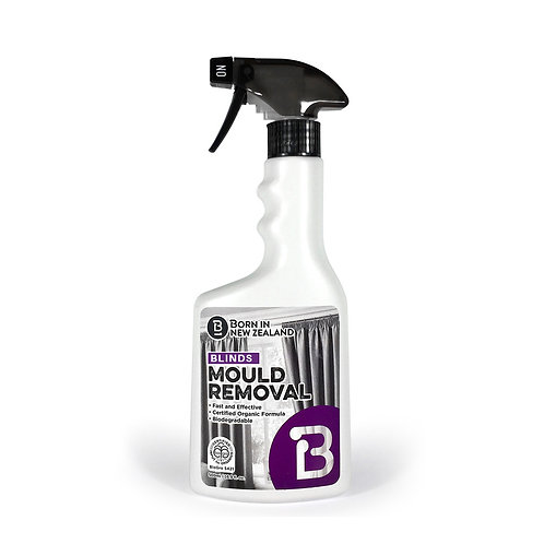 500ml - BioGro Certifield Blinds Mould Removal