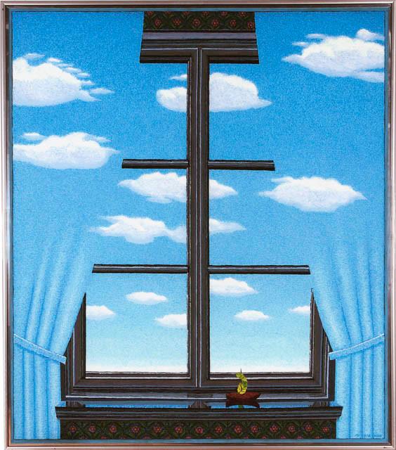 PILVIVERHOT 160x140, Öljy, 1999,  Maalaus myytävänä
