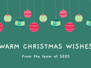 SEDS' Warm Christmas Wishes