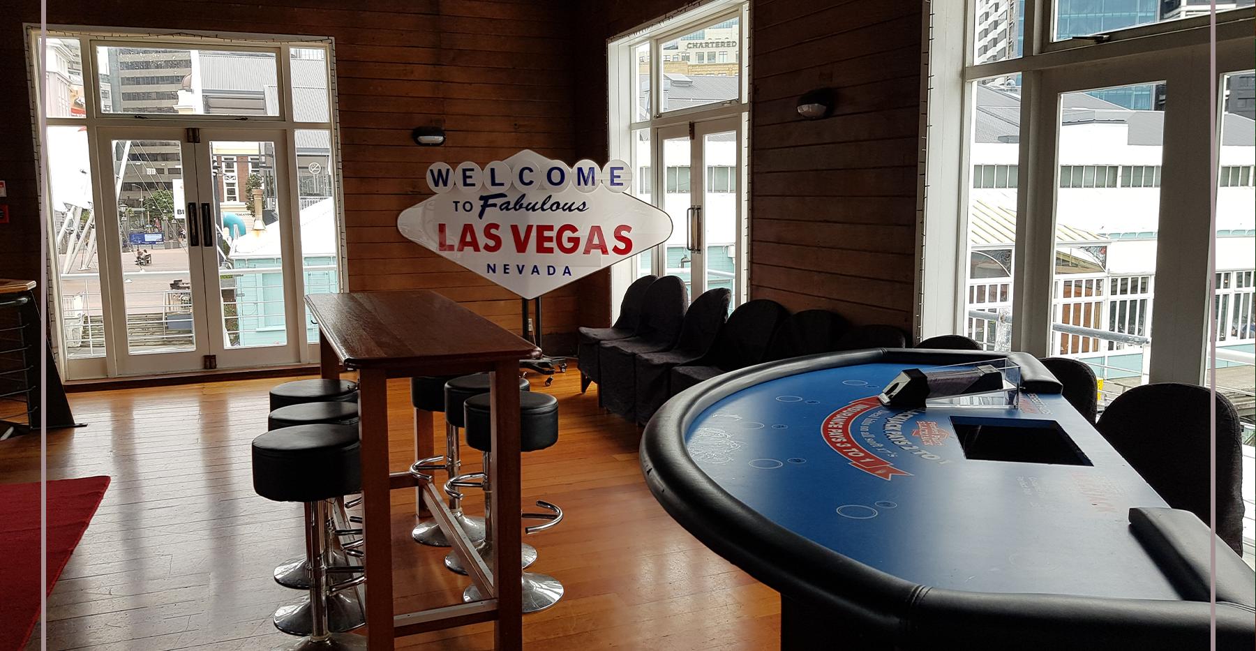 Vegas VIP at Dockside