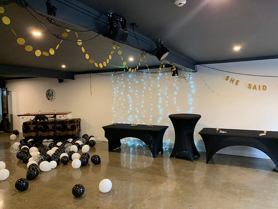 Pow Wow Room 6, Dakota Bar Function room