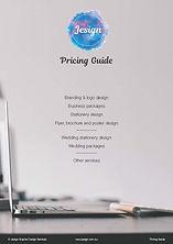 Jesign Graphic Design Pricing Guide