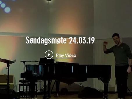 Froland Menighet lanserer sin egen Video og Podcast!