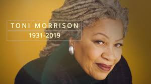 Thanks for the Memory: A Posthumous letter to the late Toni Morrison