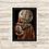 Thumbnail: 1870 - Quadro com moldura Haloween