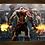 Thumbnail: 1038 - Quadro com moldura God of War - Kratos