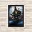 Thumbnail: 1537 - Quadro com moldura G.I. Joe - Retaliação