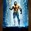 Thumbnail: 1296 - Quadro com moldura Aquaman