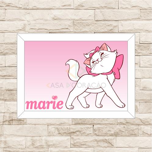 4068 - Quadro com moldura Marie