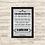 Thumbnail: 6312 - Quadro com moldura Faça Bem Feito - Walt Disney