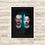 Thumbnail: 1141 - Quadro com moldura Braking Bad - Walter e Jesse