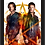 Thumbnail: 1178 - Quadro com moldura Supernatural - Sam e Dean