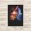 Thumbnail: 1418 - Quadro com moldura Star Wars