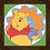 Thumbnail: 4085 - Quadro com moldura Ursinho Pooh