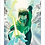 Thumbnail: 1088 - Quadro com moldura Lanterna Verde