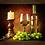 Thumbnail: 6236 - Quadro com moldura Frutas e Vinho