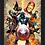 Thumbnail: 1158 - Quadro com moldura Heróis Marvel