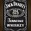 Thumbnail: 7001 - Quadro com moldura Jack Daniel's