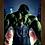 Thumbnail: 1371 - Quadro com moldura O Incrível Hulk