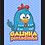 Thumbnail: 4114 - Quadro com moldura Galinha Pintadinha