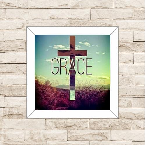 6198 - Quadro com moldura Grace