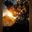 Thumbnail: 1642 - Quadro com moldura Transformers - Bumblebee