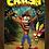 Thumbnail: 1818 - Quadro com moldura Crash Bandicoot