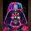 Thumbnail: 1128 - Quadro com moldura Star Wars - Darth Vader