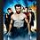 Thumbnail: 1385 - Quadro com moldura X-Men Origens Wolverine