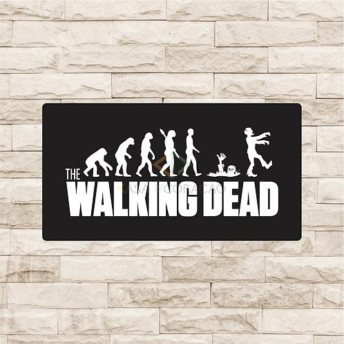 30073 - Paca Decorativa - The Walking Dead