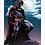 Thumbnail: 1062 - Quadro com moldura Batman