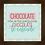 Thumbnail: 6048 - Quadro com moldura Chocolate