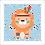 Thumbnail: 4049 D - Quadro com moldura Leão