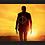 Thumbnail: 1098 - Quadro com moldura X-men - Logan - Wolverine