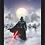 Thumbnail: 1740 - Quadro com moldura Star Wars - Darth Vader
