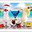 Thumbnail: 10028 - Bandeja Decorativa - Frutas e Coquetéis