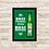 Thumbnail: 5037 - Quadro Para Guardar Tampinhas - Boas Pessoas, Boas Cervejas