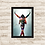 Thumbnail: 1634 - Quadro com moldura This Is It - Michael Jackson